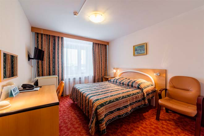 гостиница для командировочных Ярославля